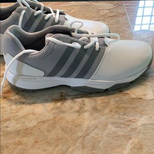 Men's adidas bounce golf shoes BRAND NEW NWT